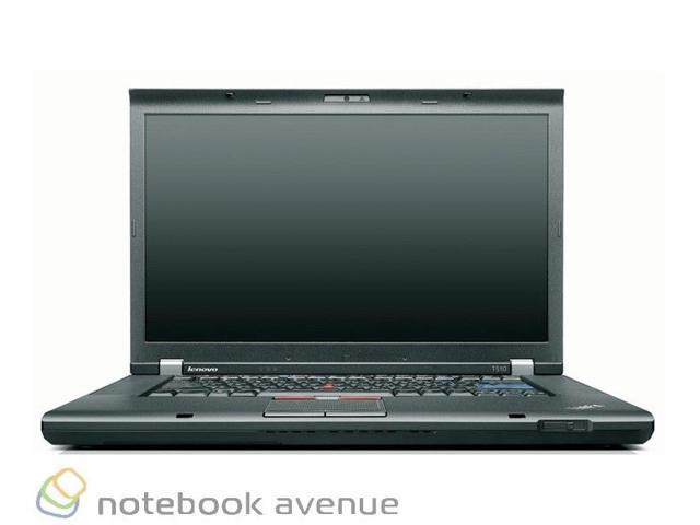 Lenovo ThinkPad T510, Intel Core i5 -520M 2.4GHz, 4G/250GB, 15.6 HD, Win 7, CAM FPR, DVDRW, Carrying Case INCLUDED