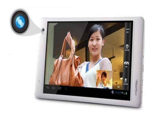 Ramos W20 7inch 2G Phone Call Tablet PC Dual Core 1GB DDR3 RAM 8GB ROM Android 4.1 Bluetooth GPS WIFI