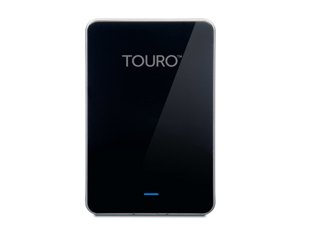HGST Touro Mobile Pro 500GB USB 3.0 7200 RPM Portable External Hard Drive (0S03105)