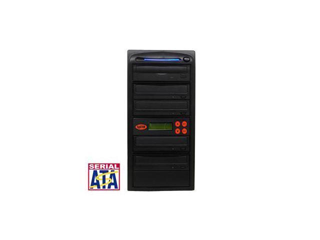 4 Target SATA 24X Burner DVD CD Duplicator