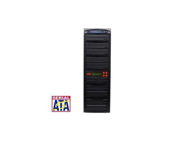 9 Target SATA 24X Burner DVD CD Duplicator