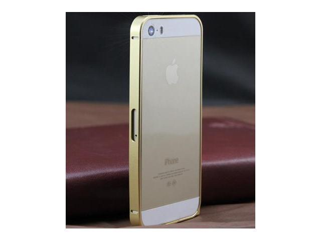 New Aluminum Metal Frame Buper Case   Cover skin for iPhone5 /5s
