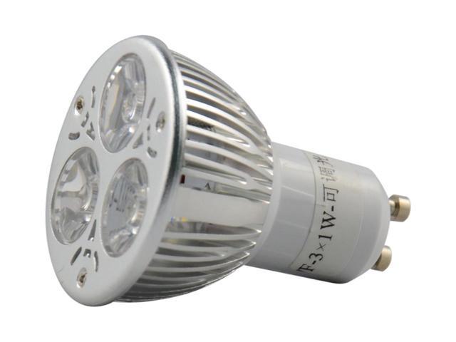 Sunweit 3W GU10 warm white led spot light ,energy saving bulb