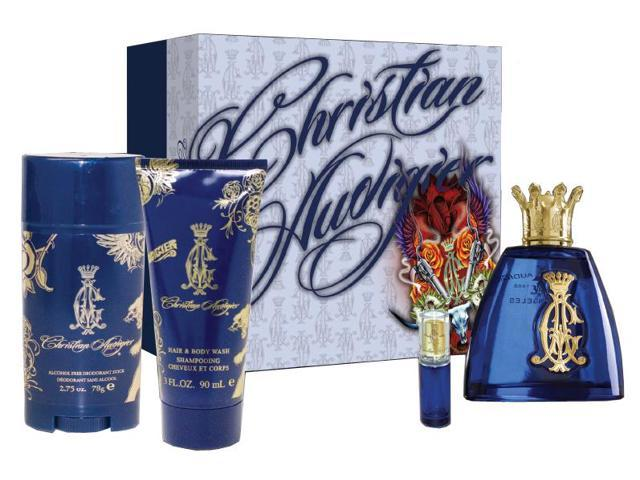 Christian Audigier For Men Spring Gift Set - edt-sg-edt Mini-deodorant