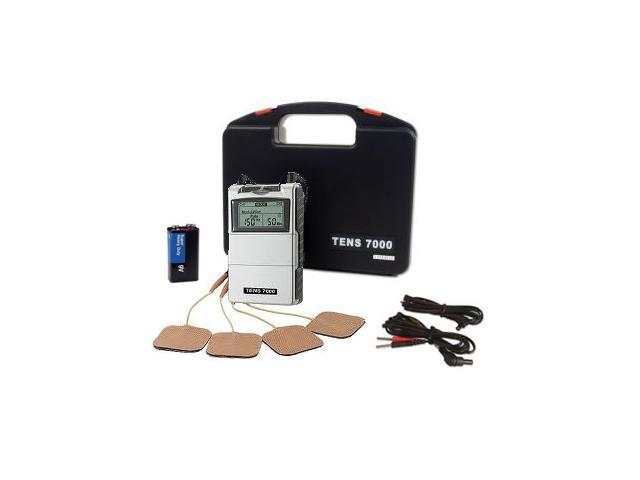 OTC TENS-7000 Dual Channel Digital TENS Unit for Pain Management, 5 Modes