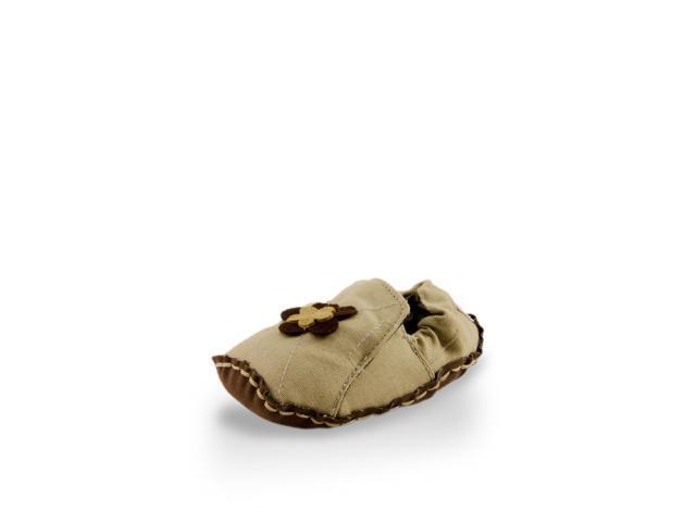 Baby Flower Motif Training Shoe
