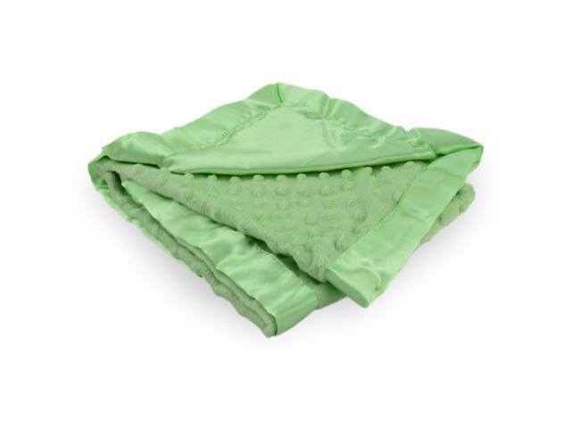Soft Baby Blanket Gift Set Green