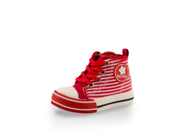 Toddler Girls' Original Stripes Canavas Shoe