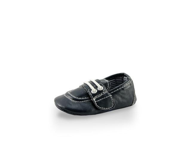 Twinkie Navy Blue Boat Shoe Style Training Shoe