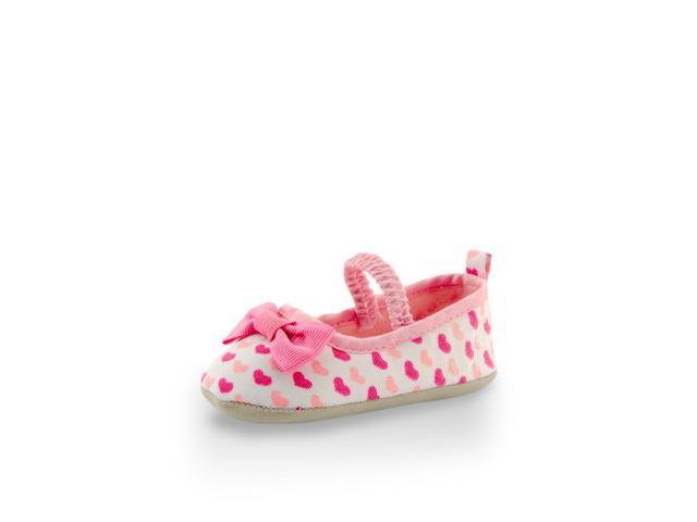 Twinkie Hot Pink Hearts Design Mini Training Shoe