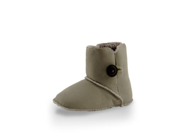 Baby Girl Beautiful High Cuff Fleece Ugg Style Boot By Twinkie
