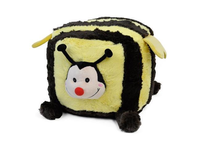 Yellow Bee Inflatable Stool