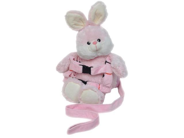 2-in-one Benny Bunny Harness Backpack Buddy