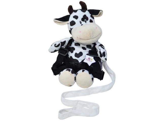2-in-one Bessie the Cow Harness Backpack Buddy