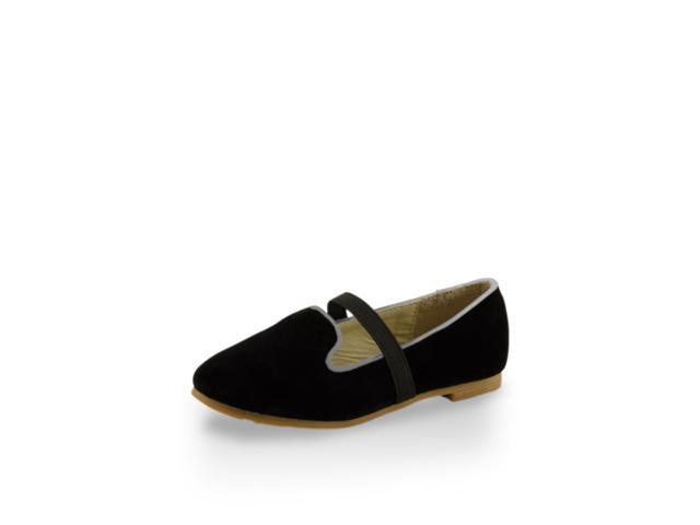 Toddler Girls' Easy Slip-On Flats