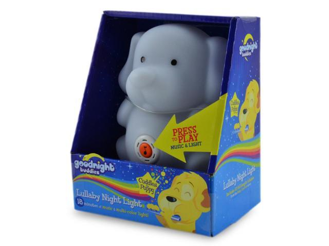 Cuddles the Puppy Lullaby Night Light
