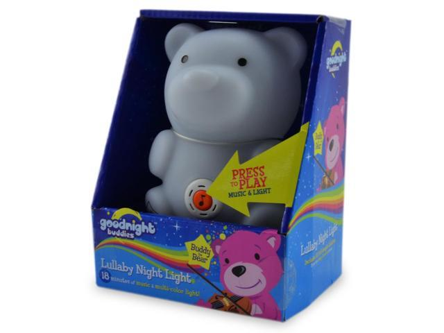 Buddy the Bear Lullaby Night Light