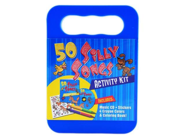 50 Silly Songs Activity Kit