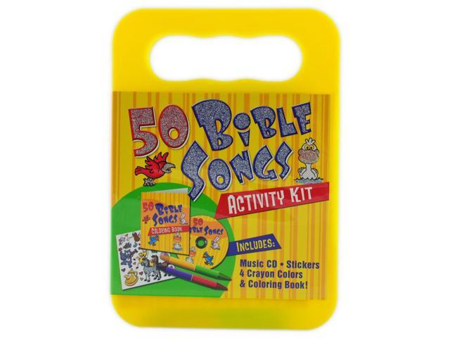 50 Bible Songs Activity Kit