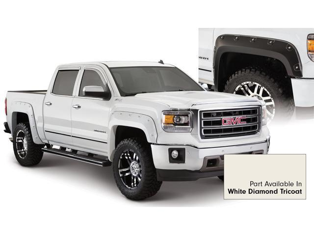 Bushwacker 40958-24 Boss Pocket Style Fender Flares Fits 14-15 Sierra 1500