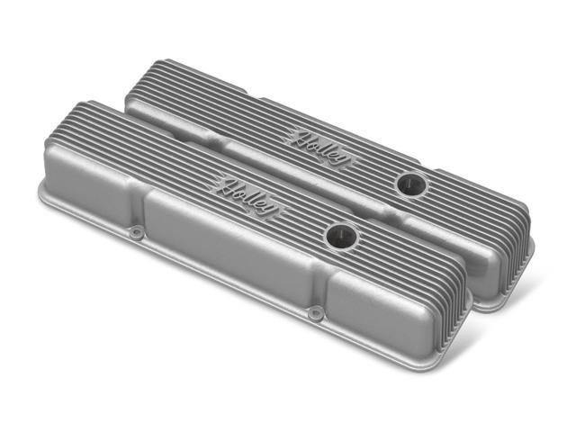 Holley 241-240 Holley Valve Covers 3.5