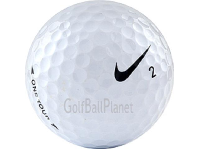 Tour Nike One Used Golf Balls