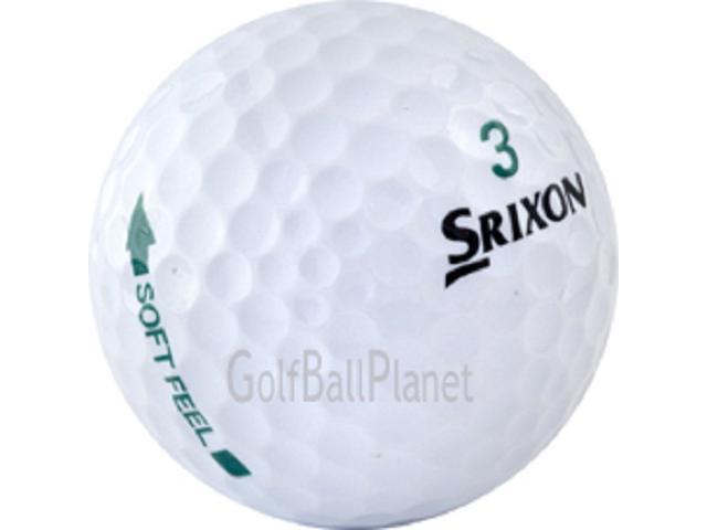Soft Feel Srixon Used Golf Balls - 3 Dozen