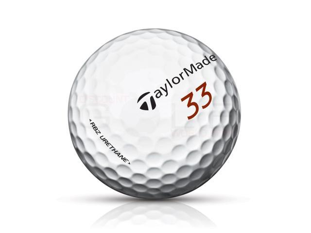 RocketBallz Urethane TaylorMade Used Golf Ball (Pack of 12)