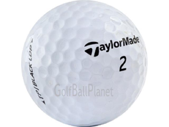 TP Black LDP 60 AAA TaylorMade Used Golf Balls - Five Dozen