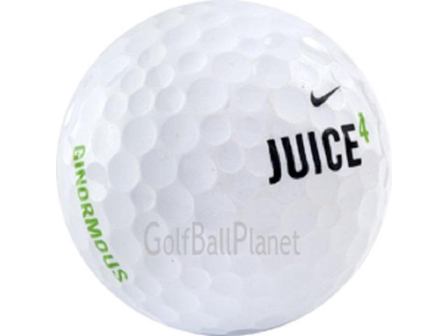 Juice 60 Nike Used Golf Balls