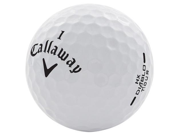 HX Diablo Tour Callaway Golf Used Golf Ball - 1 Dozen