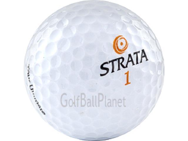 Strata 60 Mint Mix Used Golf Balls