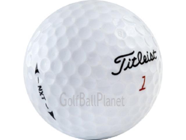 NXT 72 AAA+ Titleist Used Golf Balls