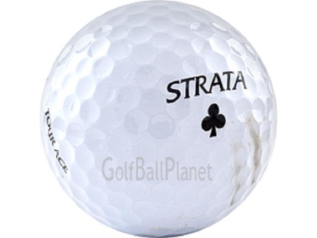 Strata Mix 100 Mint Used Golf Balls