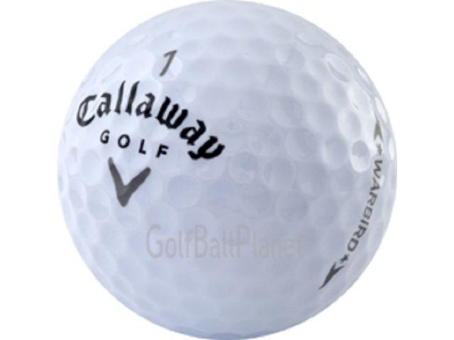 Warbird Callaway Used Golf Ball (3 Dozen)