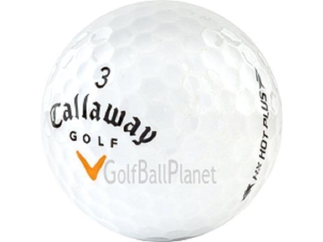 HX Hot 60 AAA+ Callaway Used Golf Balls