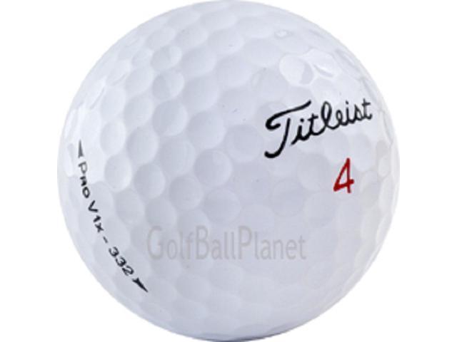 Pro V1X Used Golf Balls 60 AAA+ Titleist  - Mid - Grade Balls Very Playable!