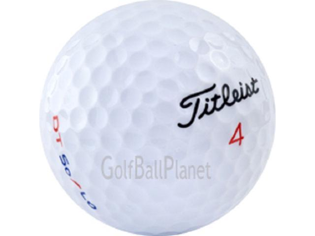 DT Solo 300 AAA Titleist Used Golf Balls + FREE TEES