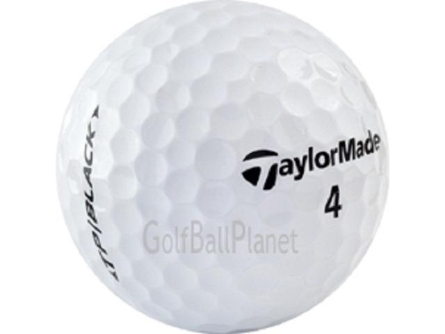 TP Black 36 Near Mint TaylorMade Used Golf Balls