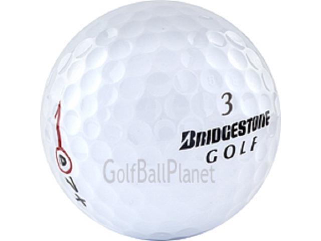 e7+ 36 AAA+ Bridgestone Used Golf Balls - 3 Dozen