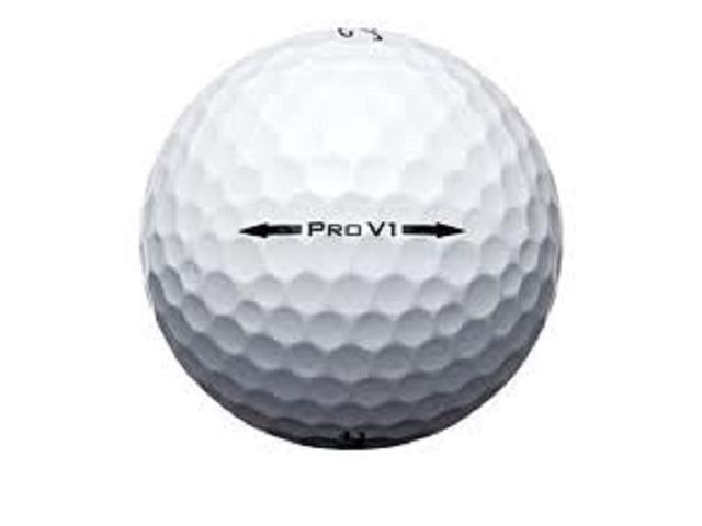 Pro V1 2010 72 Near Mint Titleist AAAA Used Golf Balls - 6 Dozen