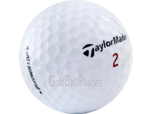 Burner LDP 60 Mint TaylorMade Used Golf Balls - 5 Dozen (AAAAA)