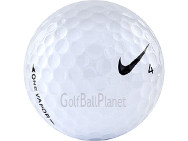 Vapor 24 Near Mint Nike One Used Golf Balls - Two Dozen
