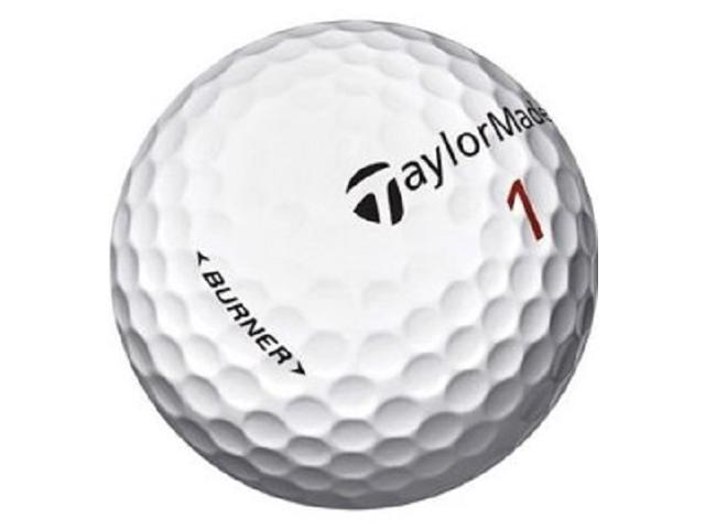 Burner Taylor Made Golf- 2011 Used Golf Balls **3-Dozen**