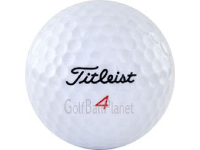 Titleist Mixed 60 Count Used Golf Balls in Good Condition - 5 Dozen