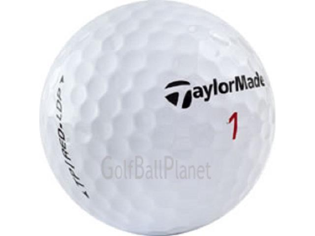 TP Red LDP 60 AAA TaylorMade Used Golf Balls - Five Dozen