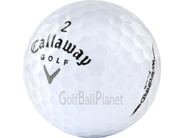 Warbird Plus Callway Used Golf Balls (12-Pack)