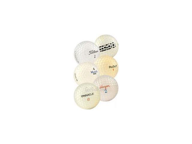 144 Shag Recycled Golf Balls