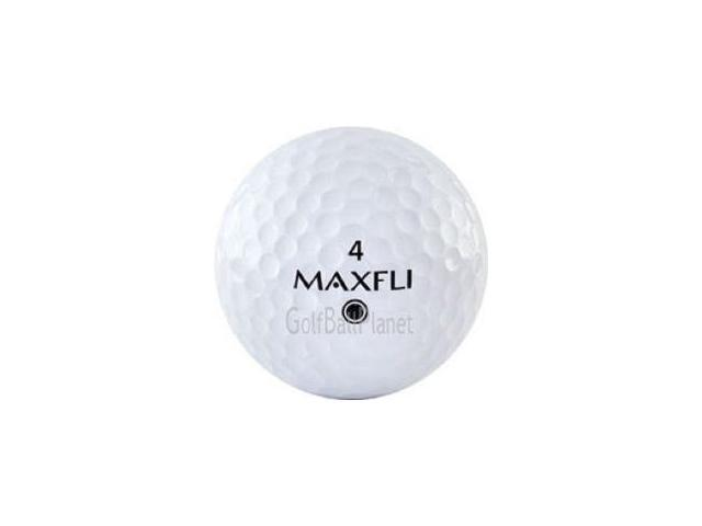 Maxfli Mix 60 Mint Used Golf Balls