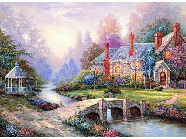 4,000 Pieces Jigsaw Puzzle - Peaceful Autumn